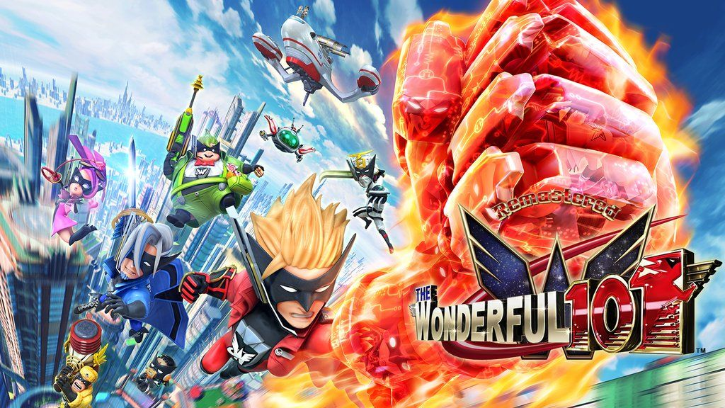 The Wonderful 101 : Un kickstarter pour le remaster