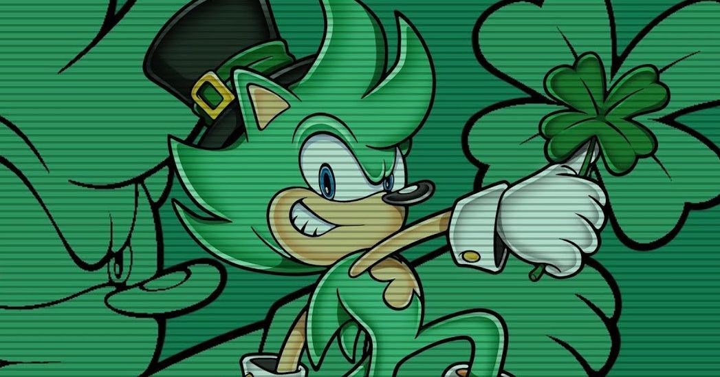 FUN : Sega crée Irish the Hedgehog !