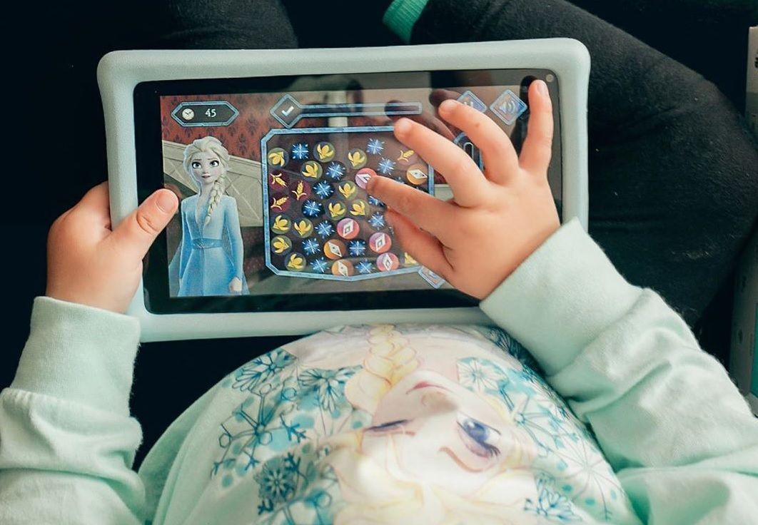 Disney et Pebble Gear lancent la tablette éducative Kids Tablet