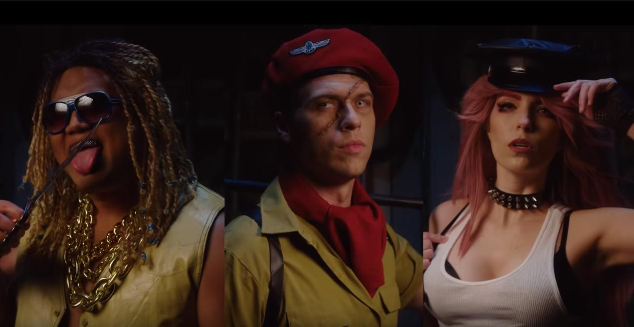 The Broken Gear : Un fanfilm adapté de Final Fight