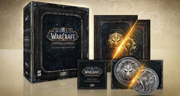 [Unboxing] : Edition Collector de World of Warcraft : Battle for Azeroth