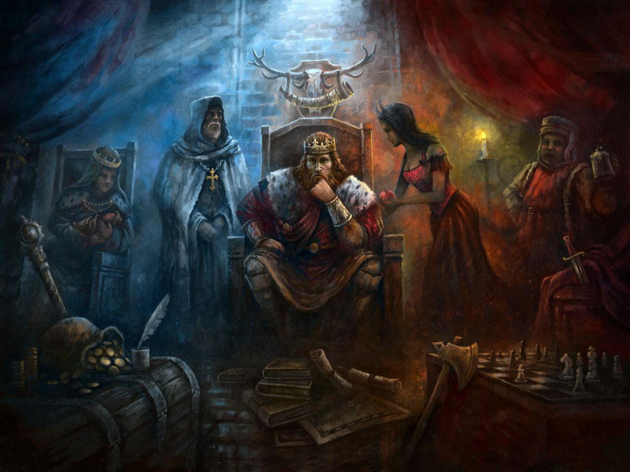 Crusader Kings: Le jeu de plateau débarque cet été