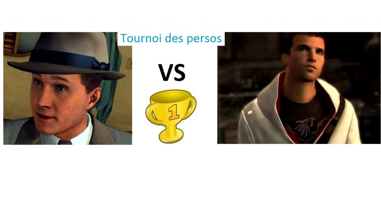 TOURNOI : 2nd tour, Desmond VS Cole Phelps