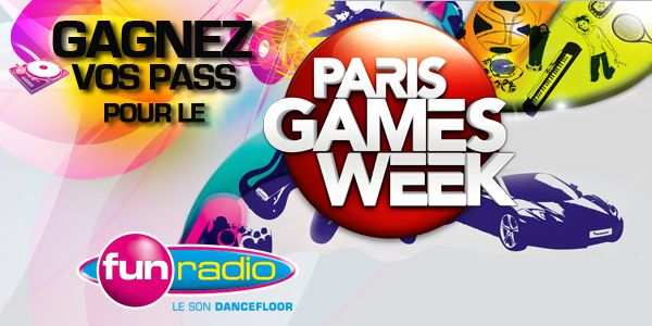 Paris Games Week 2012 : C'est parti !