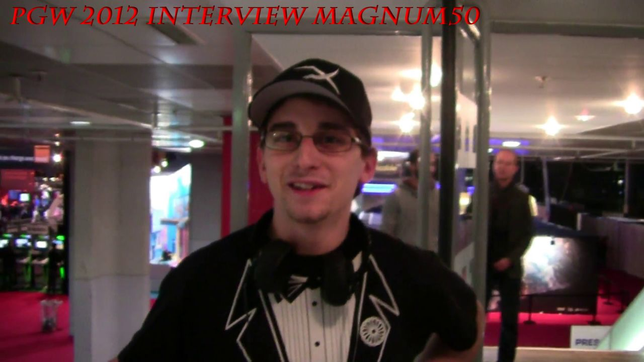 PGW 2012 Interview magnum50