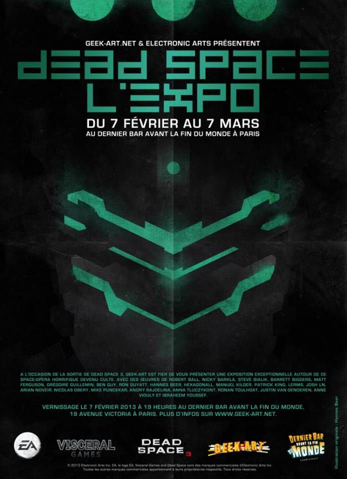 Dead Space : L'Expo