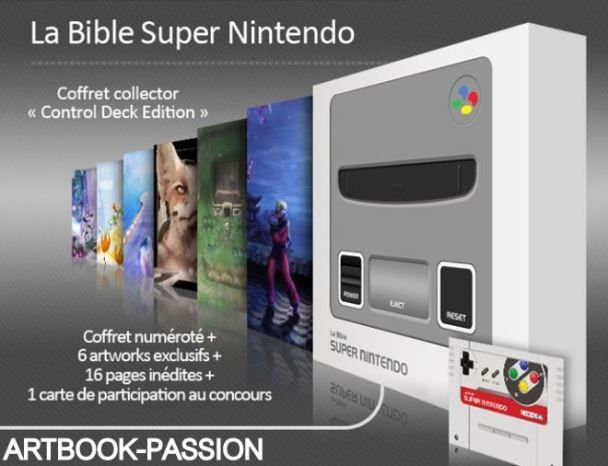 Pix'n Love : La bible Super Nintendo