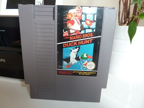 Boutique VIP : Bienvenue à Mario et Duck Hunt