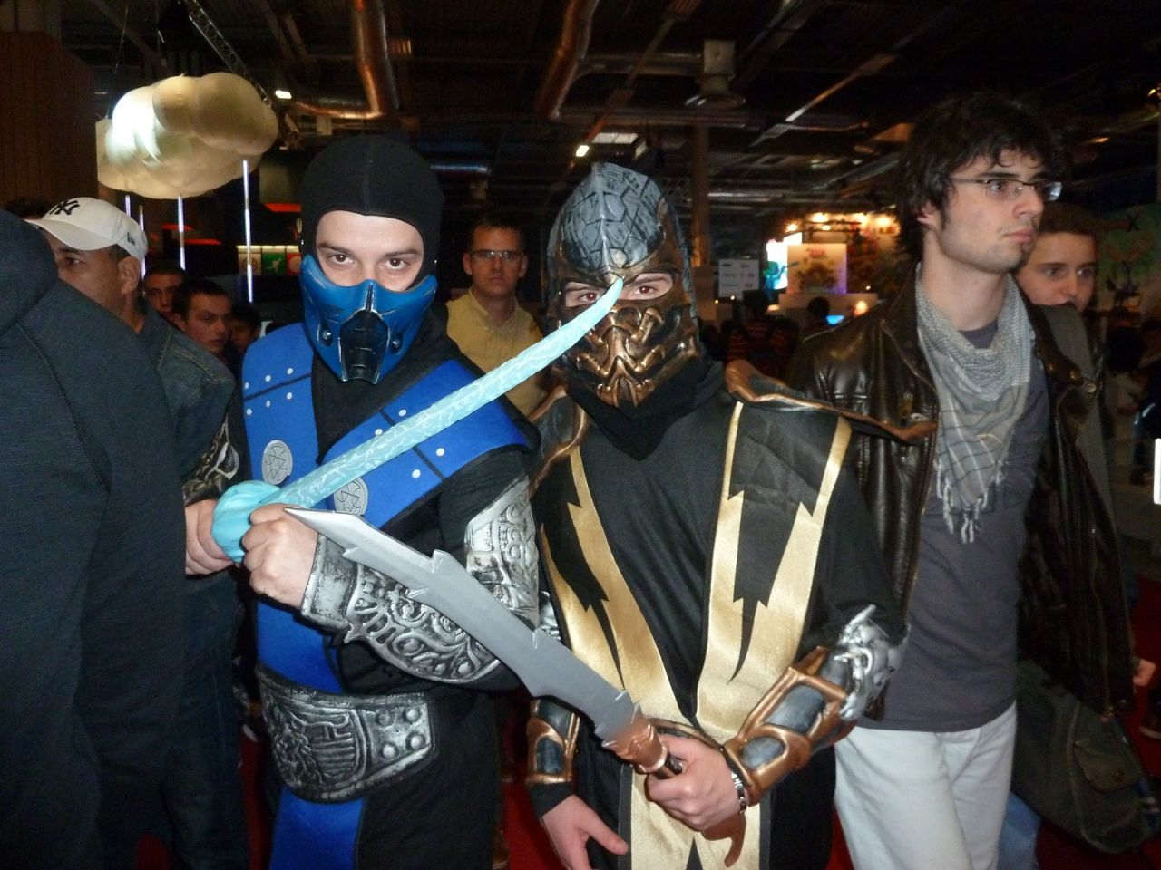 PGW 2013 : Photos des cosplay du salon