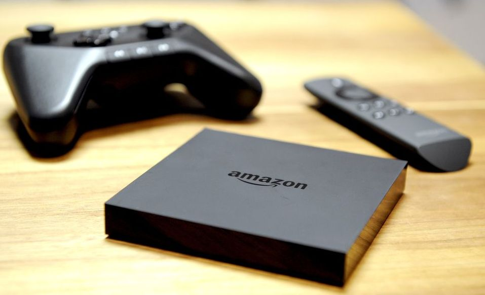 Business : Amazon présente la FireTV
