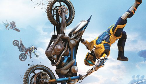 Fun : La physique étrange de Trials Fusion ..