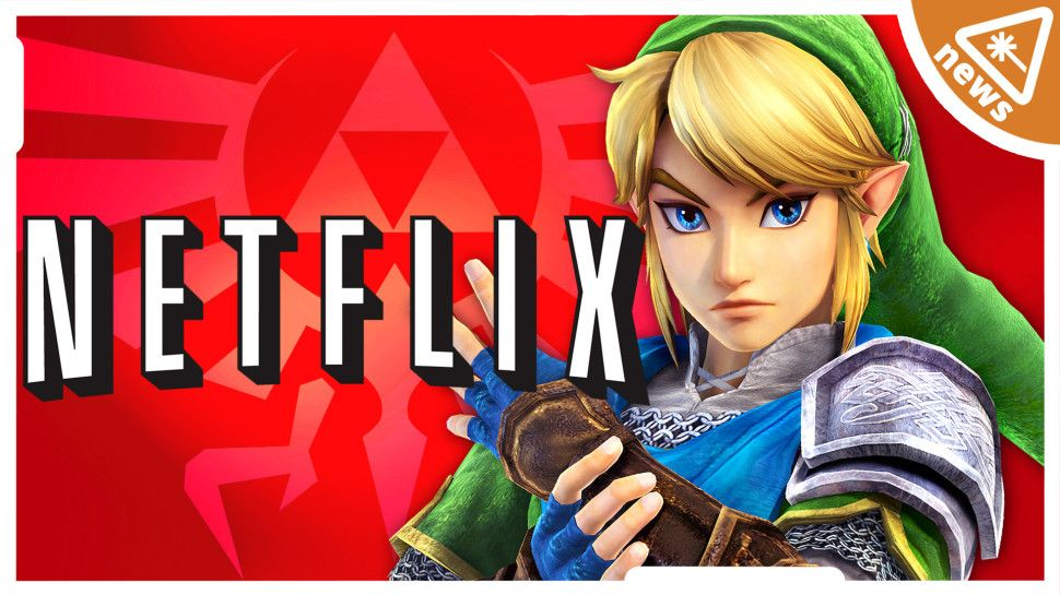 Rumeur : The Legend of Zelda en série NetFlix
