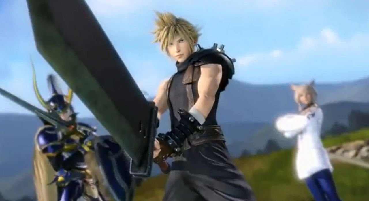 Dissidia Final Fantasy: Entre les mains de la Team Ninja