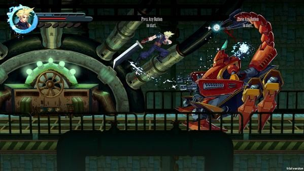 Final fantasy 7 re-imagined : Un beat'em all a l'ancienne fait par des fans pour les fans