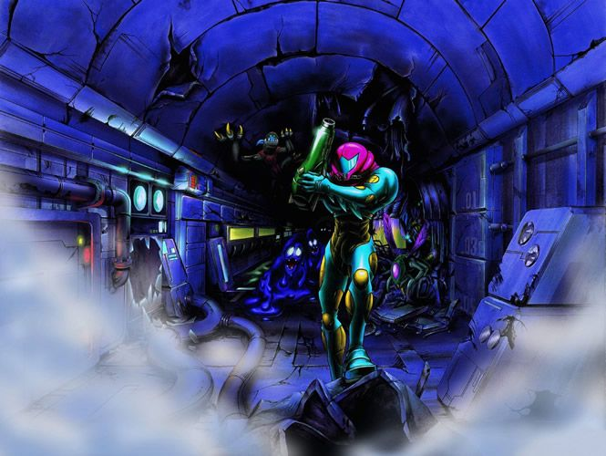 Metroid The Sky Calls : Le court métrage qui rend nostalgique