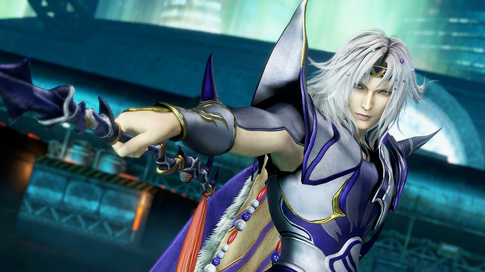 Dissidia Final Fantasy Arcade : Cecil Harvey