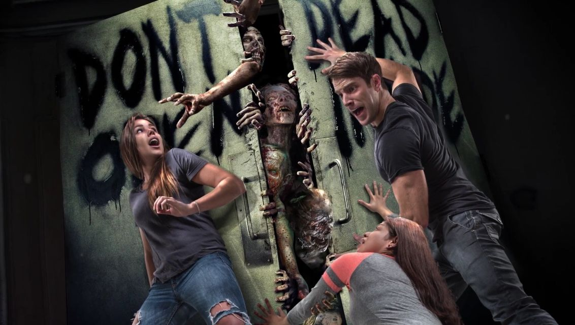 Fun : The Walking Dead va avoir son attraction dans le parc Universal Studio Hollywood !