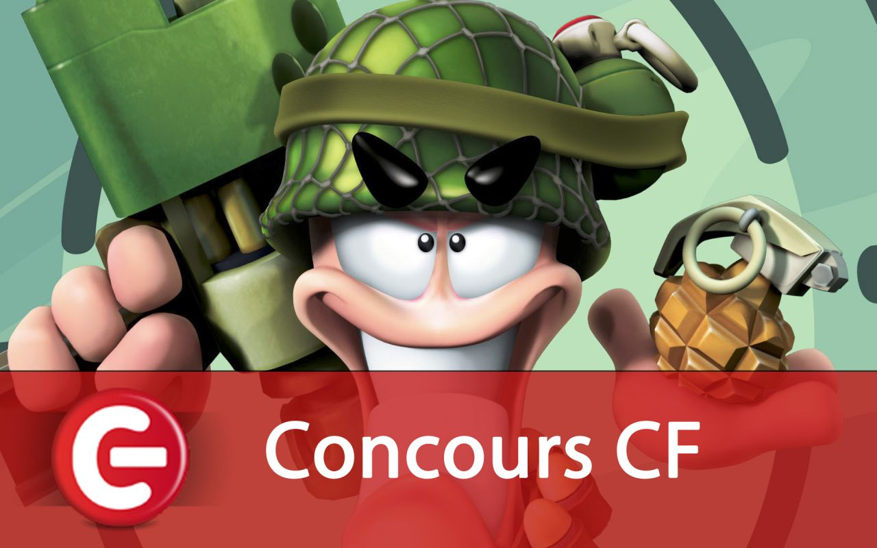 Concours : Worms Ultimate Mayhem à gagner sur STEAM