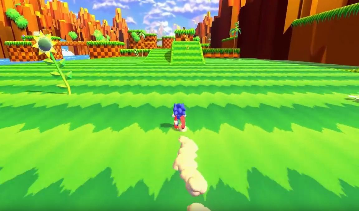 Sonic Utopia : Un fan-game  Sonic en open world
