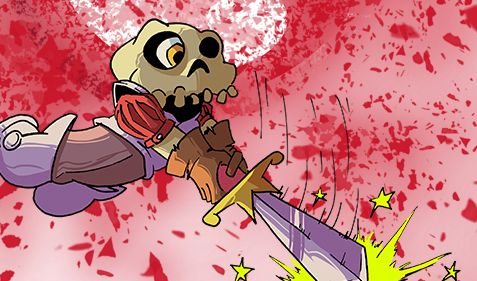 Cadeau #3 : Le wallpaper mobile ConsoleFun de la semaine - Medievil et Super Meat Boy