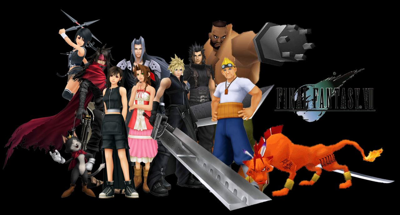 [Live Fun] : Final Fantasy VII dès 18h !