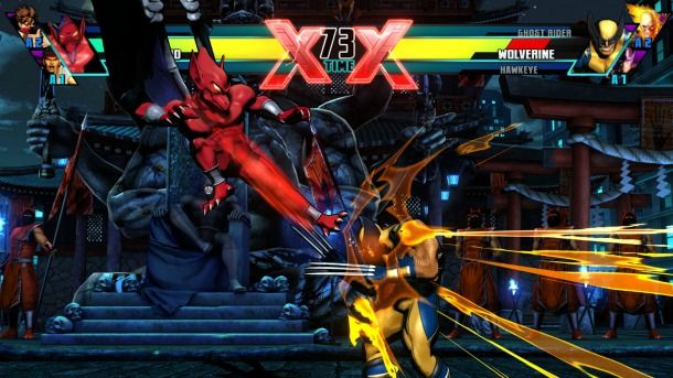 Rumeur : Marvel Vs Capcom 4 en 2017 ?