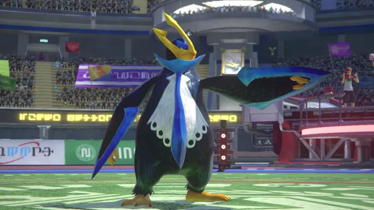 Pokken Tournament : Pingoléon rejoint le roster