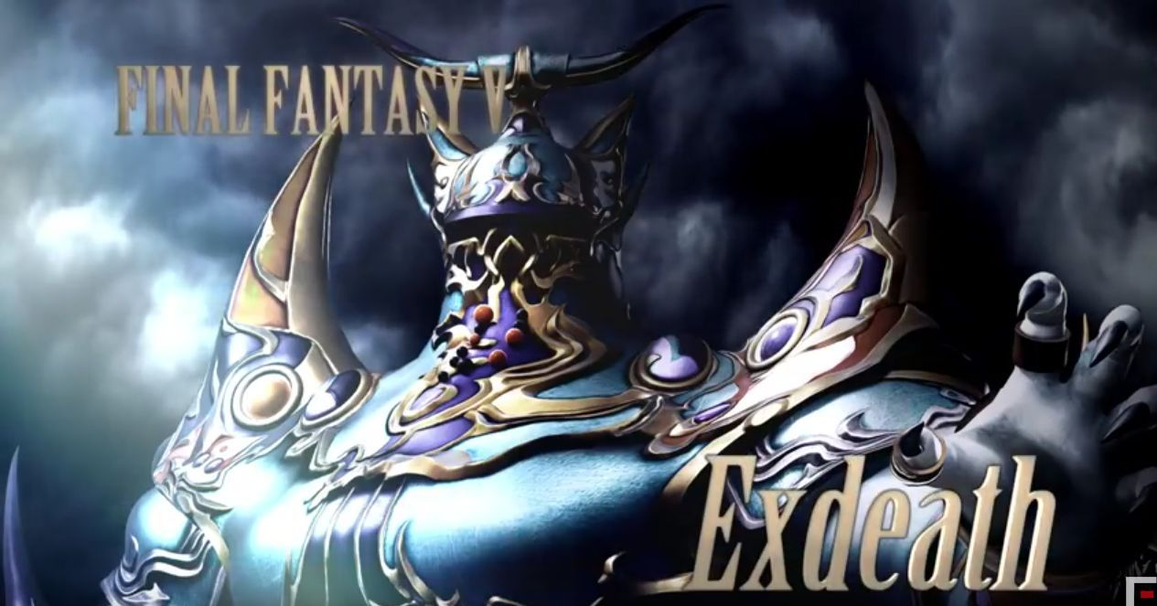 Dissidia Final Fantasy Arcade : Exdeath rejoint la troupe