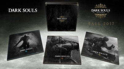 Dark Souls The Vinyl Trilogy : la musique ravive les braises
