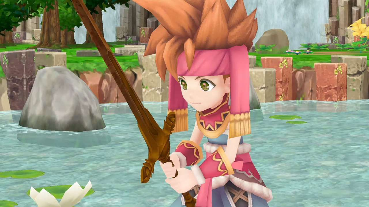Bon Plan : Secret of Mana sur PS4 à 19,99 euros (au lieu de 39,99...)