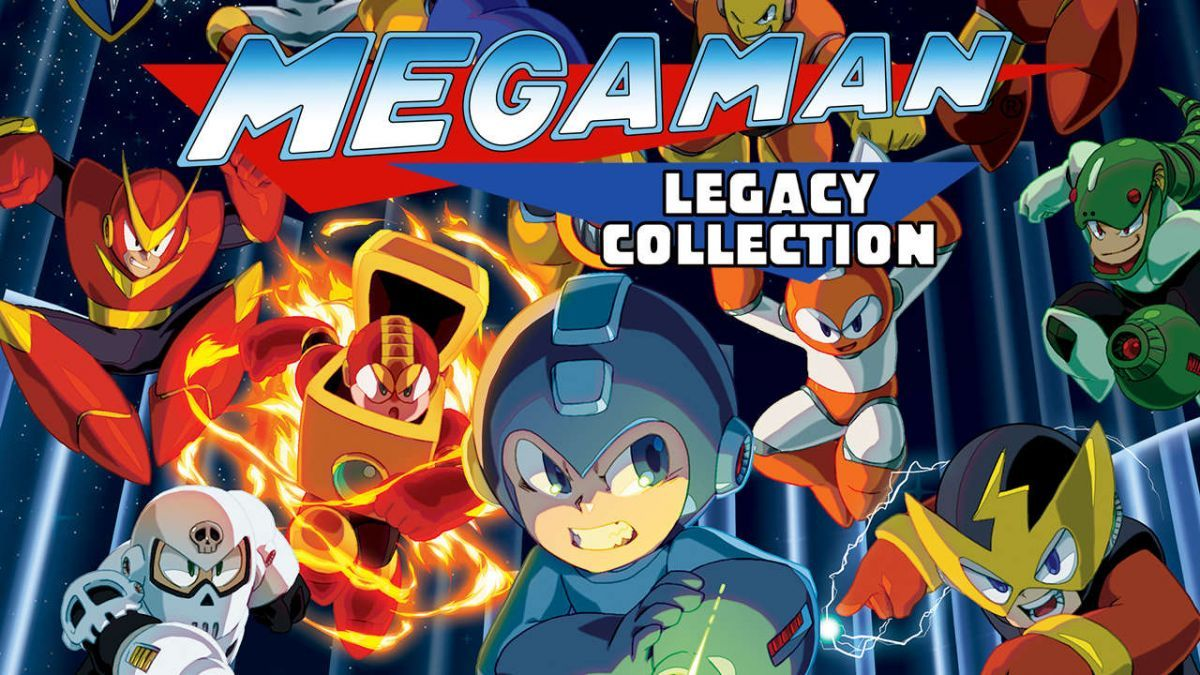 Bon Plan : Megaman Legacy Collection sur Xbox One à 5,99 euros (au lieu de 19,99...)