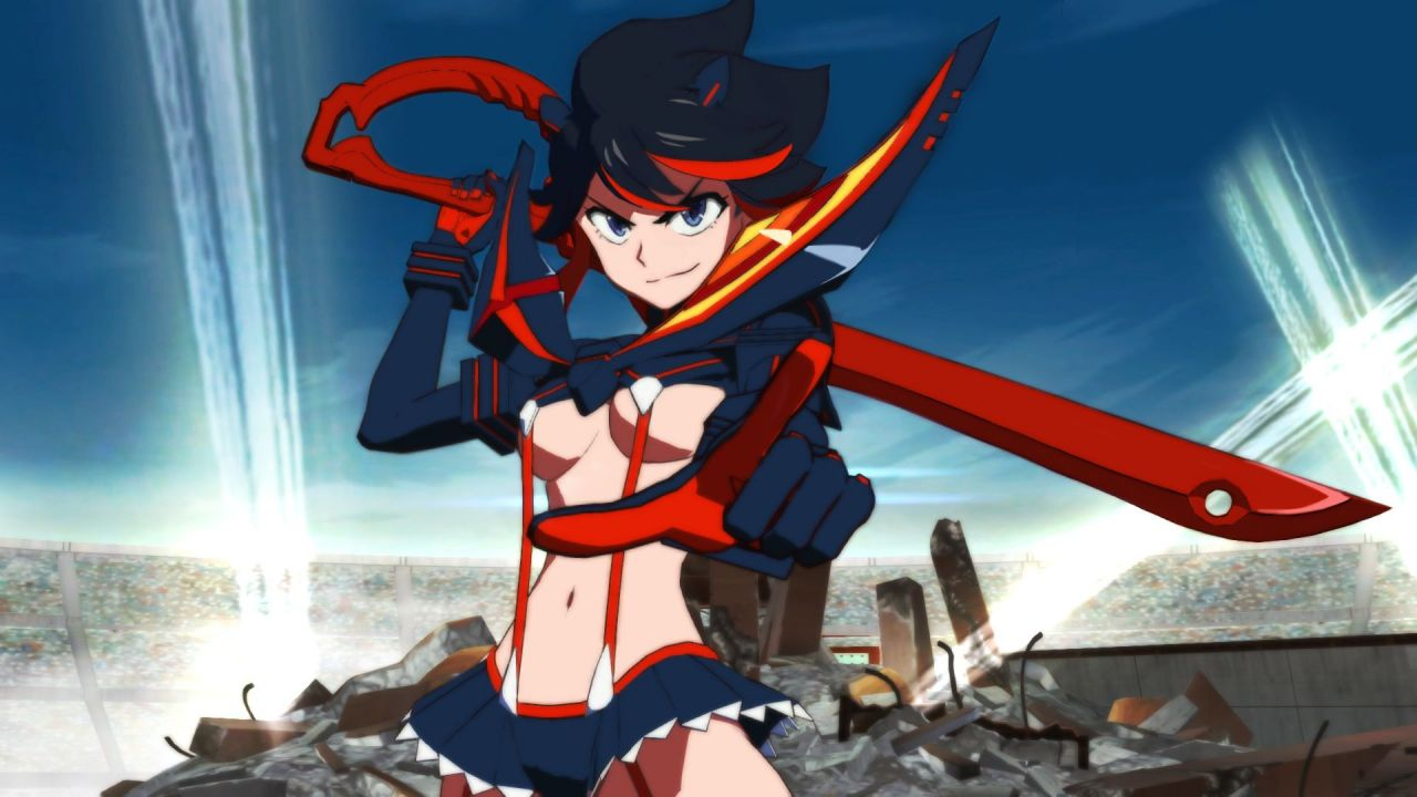 Kill la Kill : The Game : Jouable à l'EVO 2018 !