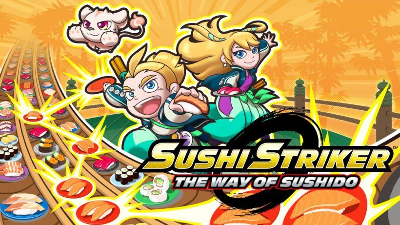 Bon Plan : Sushi Striker The Way Of Sushido sur 3DS à 3,2 euros (au lieu de 49,99...)
