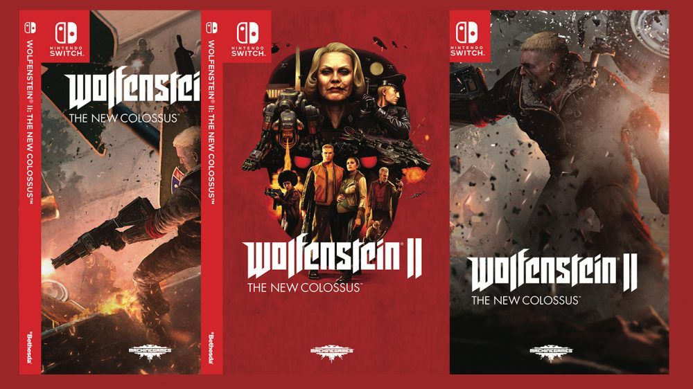 Bon Plan : Wolfenstein 2 sur Switch à 19 euros (au lieu de 49,99...)