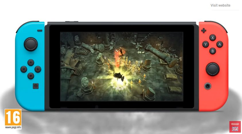 Bon Plan : Le Hack'n Slash Victor Vran - Overkill Edition sur Switch est à 29,20 euros (au lieu de 39,99...)