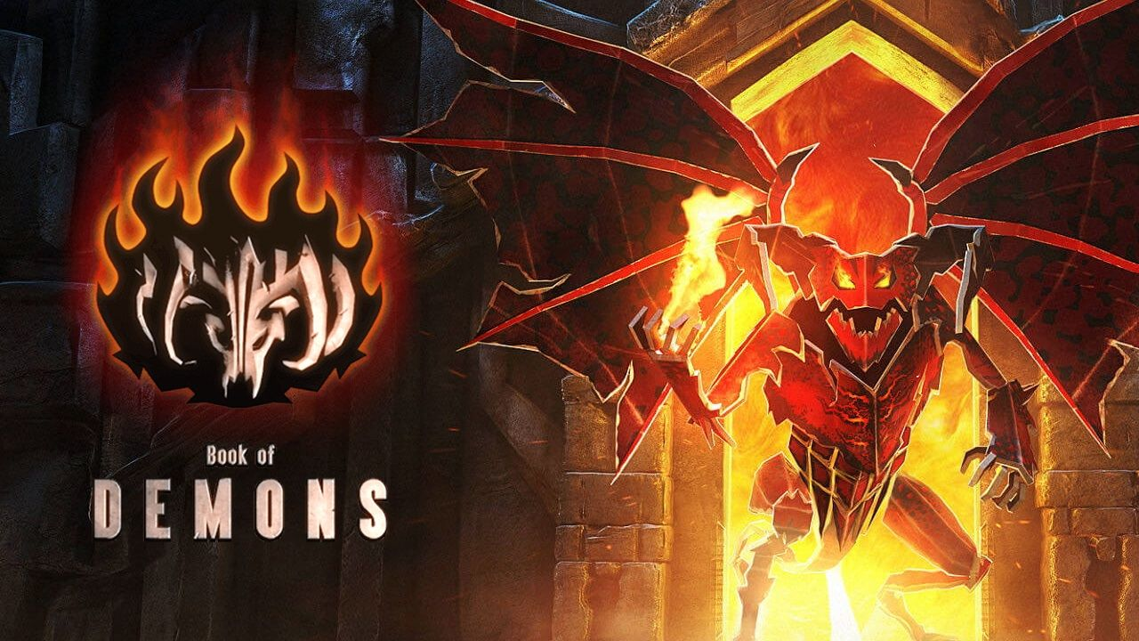 Book of Demons : Ce hack and slash arrive sur Switch, PS4 et Xbox One !