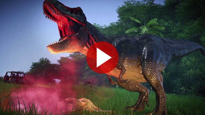 Jurassic World Evolution : Retour à Jurassic Park !