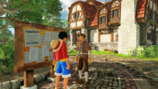 One Piece World Seeker : La nouvelle bande-annonce !