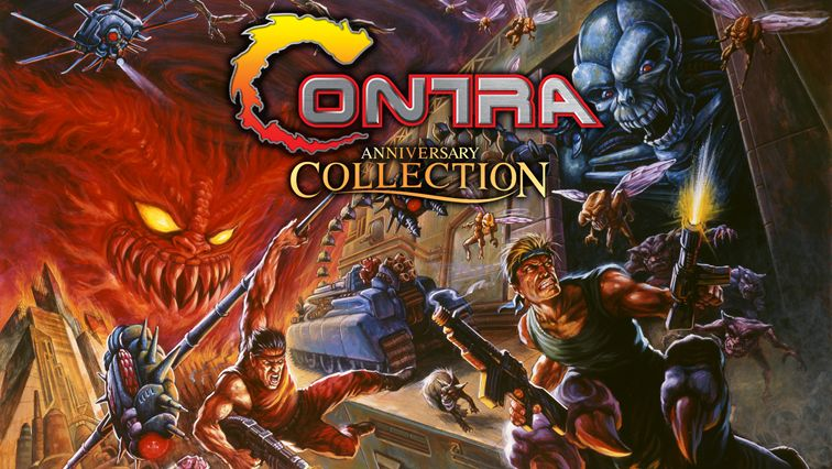 Konami : Le line-up complet de Contra Anniversary Collection