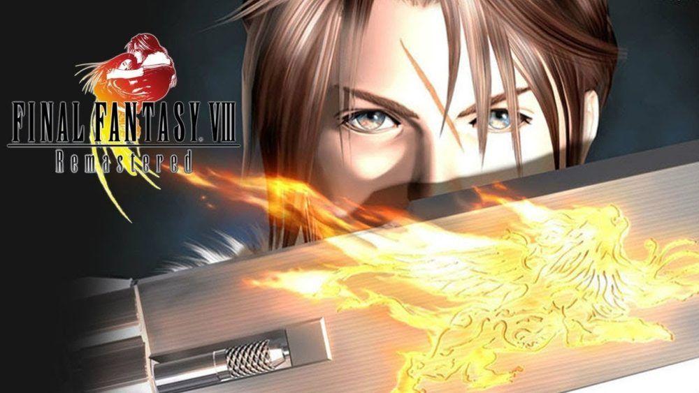 Final Fantasy VIII Remastered se lance avec une dernière bande annonce