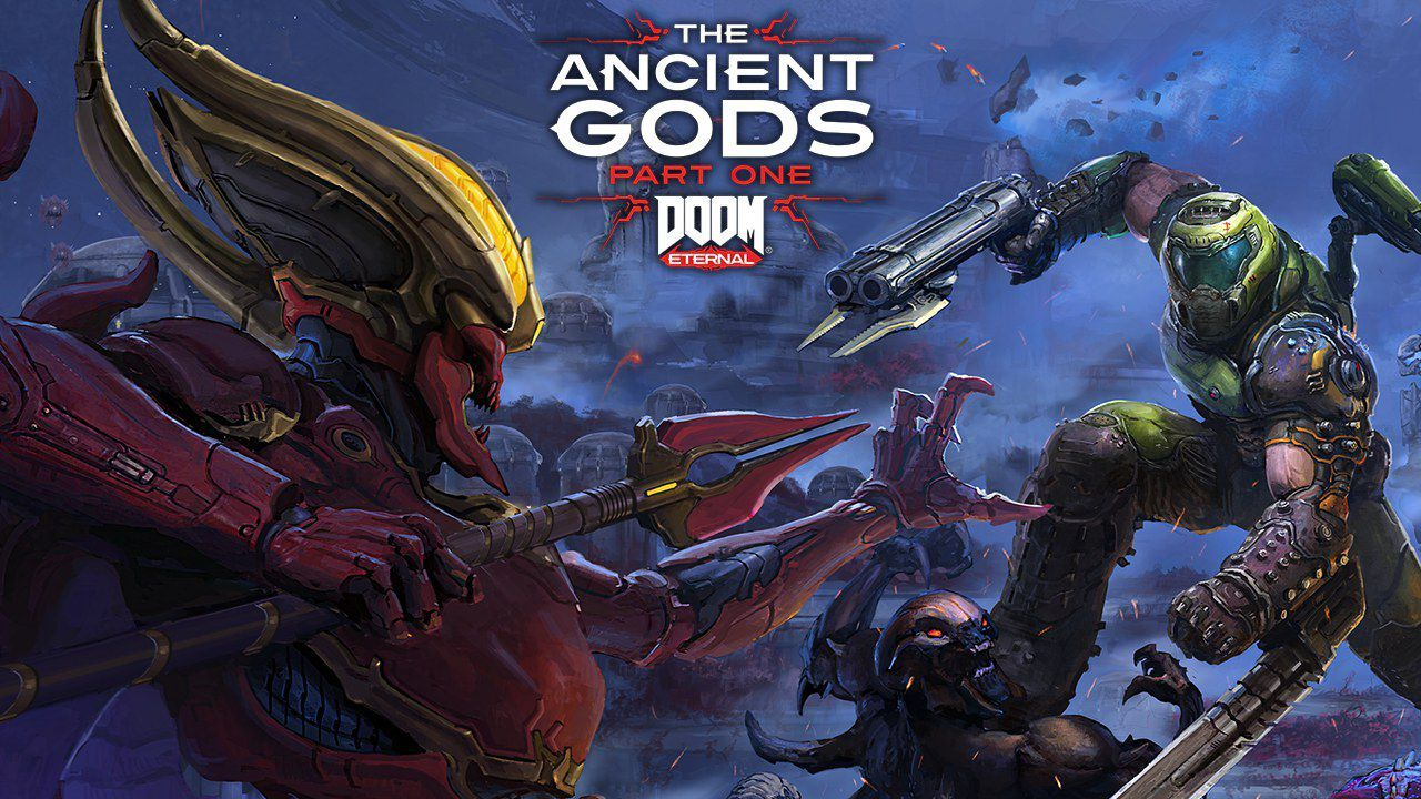 Doom Eternal : The Ancient Gods - Part 1 se lance en vidéo