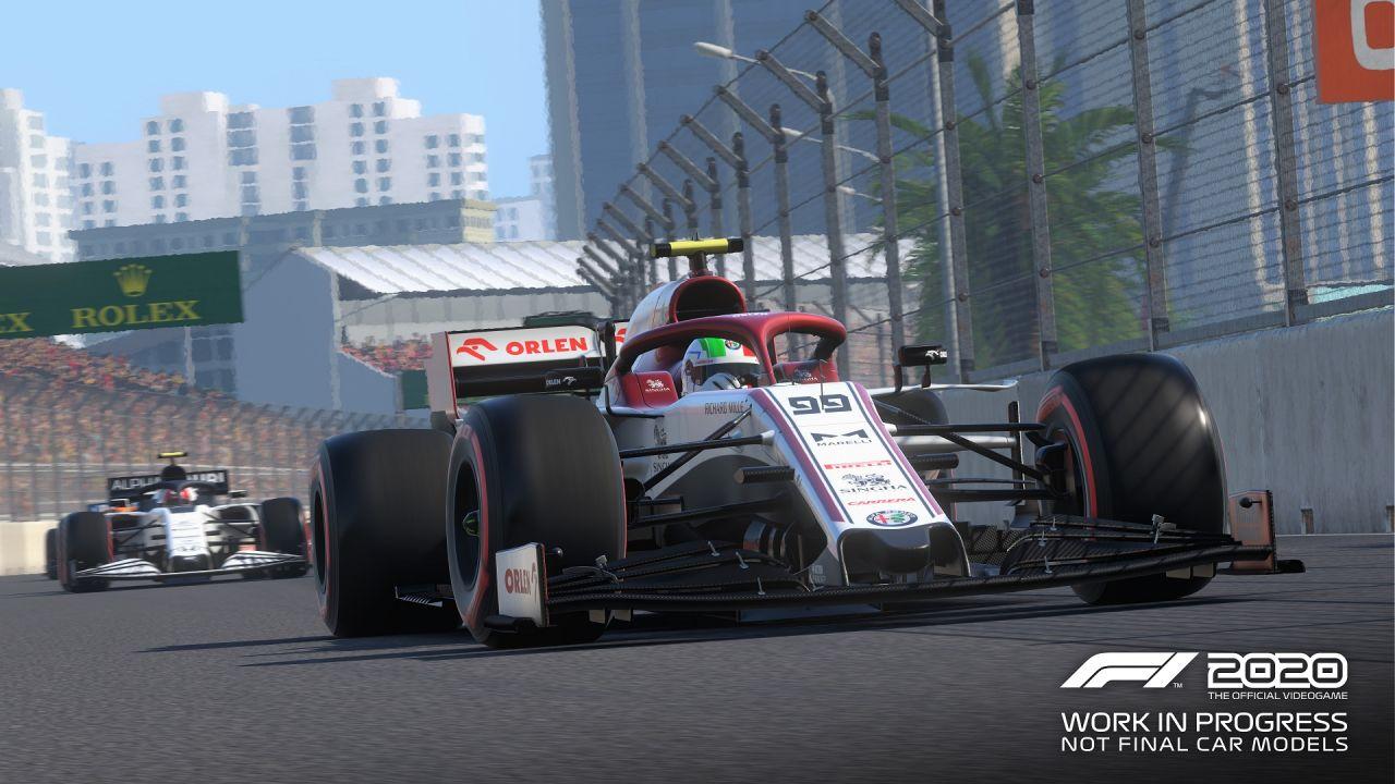 Aperçu vidéo du circuit d'Hanoï de F1 2020