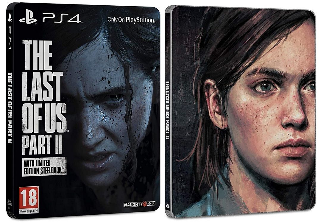 Bon Plan : The Last of Us Part II + Steelbook exclusif sur PS4 à 61,99 euros (au lieu de 71,99...)