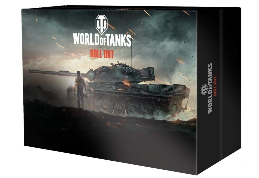 Bon Plan : L'édition collector de World of Tanks PS4-Xbox One-PC à 104,95 euros (au lieu de 159,99...)