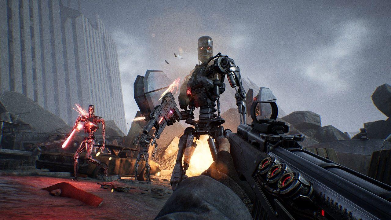 Terminator Resistance : Bande-annonce, images et informations !