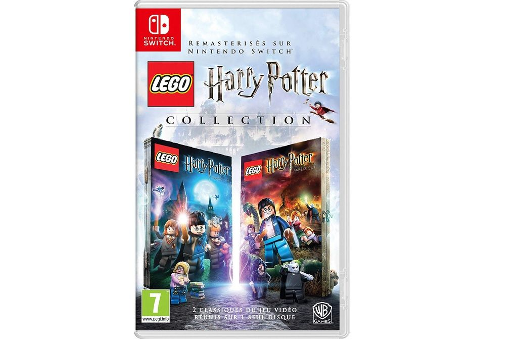 Bon Plan : Lego Harry Potter Collection sur Switch à 28,99 euros (au lieu de 59,99...)