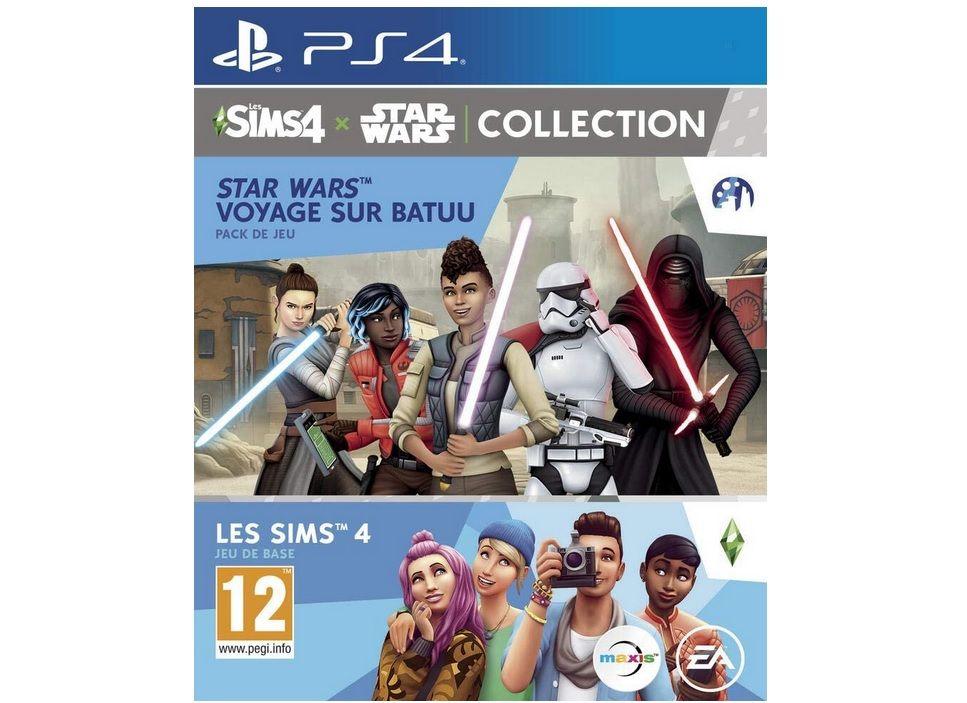 Bon Plan : Les Sims 4 + Pack de jeu Star Wars : Voyage sur Batuu sur PS4 à 29,99 euros (au lieu de 49,99...)