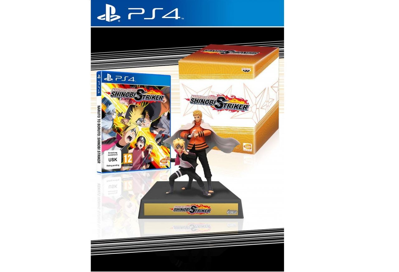 Bon Plan : L'édition collector de Boruto Shinobi Striker à 68,86 euros (au lieu de 119,99...)