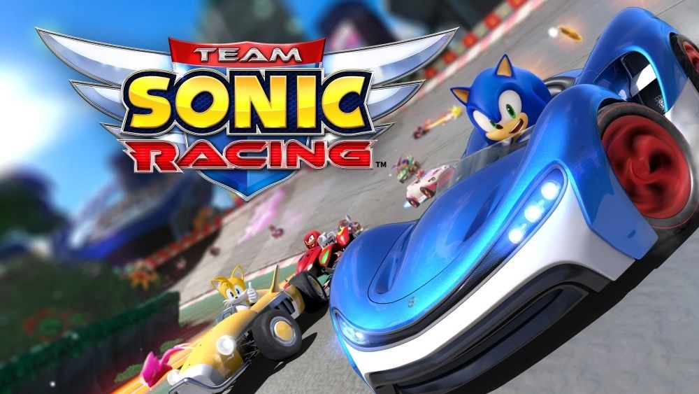 Bon Plan : Team Sonic Racing à 17,49 euros sur Switch et PS4  (au lieu de 39,99...)