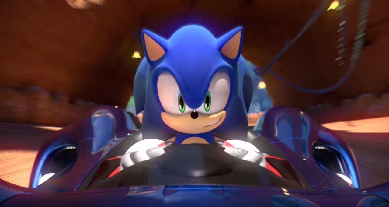 Team Sonic Racing : Trailer E3 2018